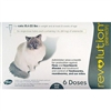 Revolution For Cats 15.1-22 lbs, 6 Doses