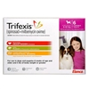 Trifexis For Dogs 5-10 lbs, 6 Chewable Tablets