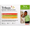 Trifexis For Dogs 20.1-40 lbs, 6 Chewable Tablets