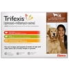 Trifexis For Dogs 60.1-120 lbs, 6 Chewable Tablets