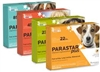 Parastar Plus For Dogs 44-88 lbs, 3 Applications