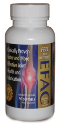 EFAC Joint Health & Lubrication, 90 Softgels