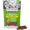 Pur Luv Healthy Support Mini Hearty Bones - Small Dog, 6 oz