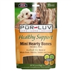 Pur Luv Healthy Support Mini Hearty Bones, 26 oz