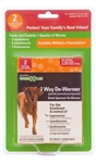 Sentry HC WormX Plus 7 Way De-Wormer For Medium & Large Dogs, 2 Chewable Tablets