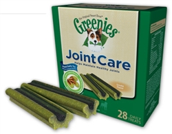 Greenies JointCare Canine Treats - Small/Medium, 28 Count