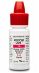 Atropine Sulfate Ophthalmic Solution 1%, 5 ml