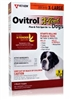 Ovitrol X-Tend Flea & Tick Spot On For X-Large Dogs 56-80 lbs, 3 Months
