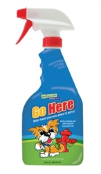 Go Here! For Dogs & Puppies, 22 oz