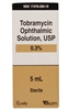 Tobramycin Ophthalmic Solution 0.3%, 5 ml