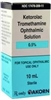Ketorolac Tromethamine Ophthalmic Solution 0.5%, 5 ml