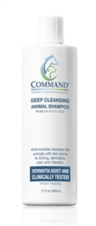 Command Deep Cleansing Animal Shampoo, 4oz