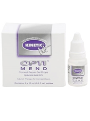 Kinetic Vet Optimend Corneal Repair Gel Drops, 10 ml