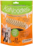 KaNoodles Premium Dental Chews & Treats - Small Dogs, Pkg of 25