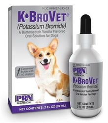 K-BroVet Oral Solution 250mg/ml, 2 oz