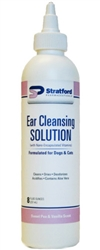 Stratford Ear Cleansing Solution (Sweet Pea & Vanilla Scent) 8 oz