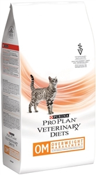 Purina OM Overweight Management Feline Formula - Dry, 6 lbs
