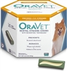 Oravet  Dental Hygiene Chews X-Small Dogs Up to 10 lbs, 30 Chews