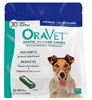 Oravet  Dental Hygiene Chews Small Dogs Up to 10 lbs, 30 Chews