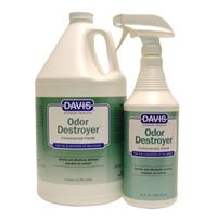 Davis Odor Destroyer, 32 oz Spray