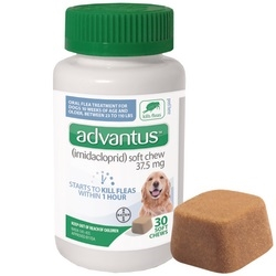 Advantus Soft Chew for Dogs 23 to 110 lbs, 30 Count
