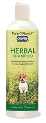Davis Pure Planet Herbal Shampoo, 12 oz