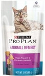 Purina Pro Plan Hairball Remedy Tender Chews, 3 oz