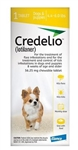 Credelio Chewable Tablet For Dogs 4.4-6 lbs, 1 Chew