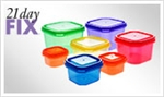 21 Day Fix Containers - 7pc Essential Set