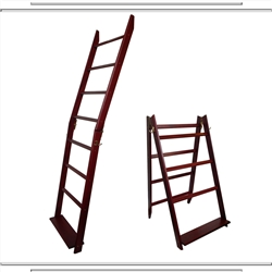 Cabernet LadderRack Quilt Display Ladder- 7 Rung Model