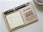 Personalized Note Holder