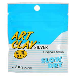 Art Clay Precious Metal Siver Clay 20g
