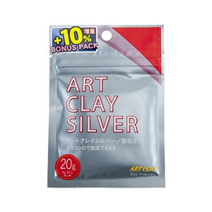 Art Clay Silver - 20 gram PLUS 3 grams FREE