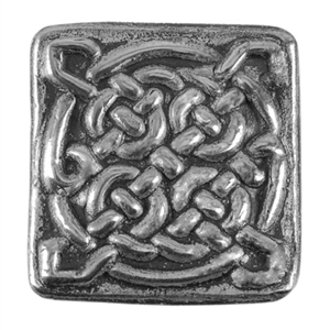Antique Mold - Celtic Knot Square