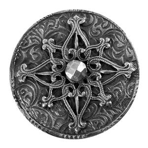 Antique Mold - Filigree Compass