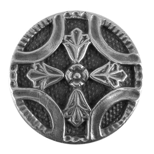 Antique Mold - Daffodil Cross