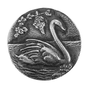 Antique Mold - White Swan