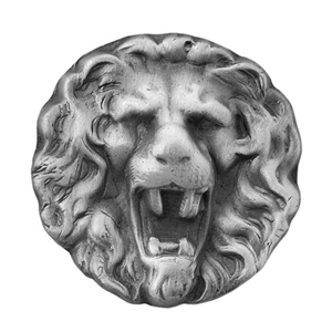 Antique Mold - Roaring Lion