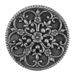 Antique Mold - Filigree Floral