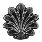 Antique Mold - Blooming Shell
