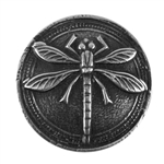 Antique Mold - Dragonfly Small