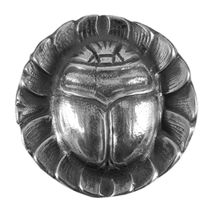 Antique Mold - Deco Scarab