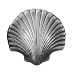 Antique Mold - Scallop Shell