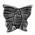 Antique Mold - Abstract Butterfly