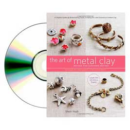 Art of Metal Clay Book and DVD by Sherri Haab - Updated
