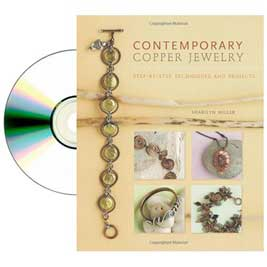 Contemporary Copper Jewelry with DVD by Sharilyn Miller
