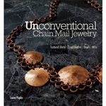 Unconventional Chain Mail Jewelry by Laura Poplin