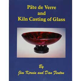 Glass Kiln Casting by Dan Fenton