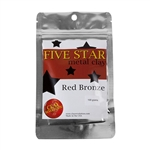 Five Star Red Bronze Clay - 100 gram - 3+ Pkgs