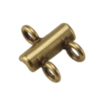 Bronze Plate Connector - 2-Strand